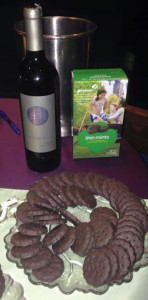Thin Mint and Merlot (2)