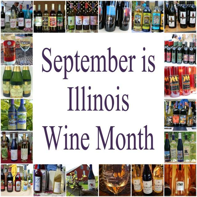 Sept Illinois Wine Month